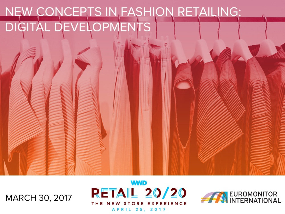 New Concepts in Fashion Retailing: Digital Developments