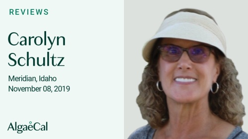 Testimonial thumbnail portrait of Carolyn Schultz