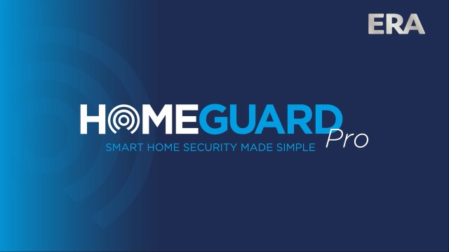 ERA Homeguard Pro - Smart Alarm Starter Kit