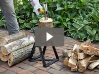 Video for KindleQuick Log Splitter