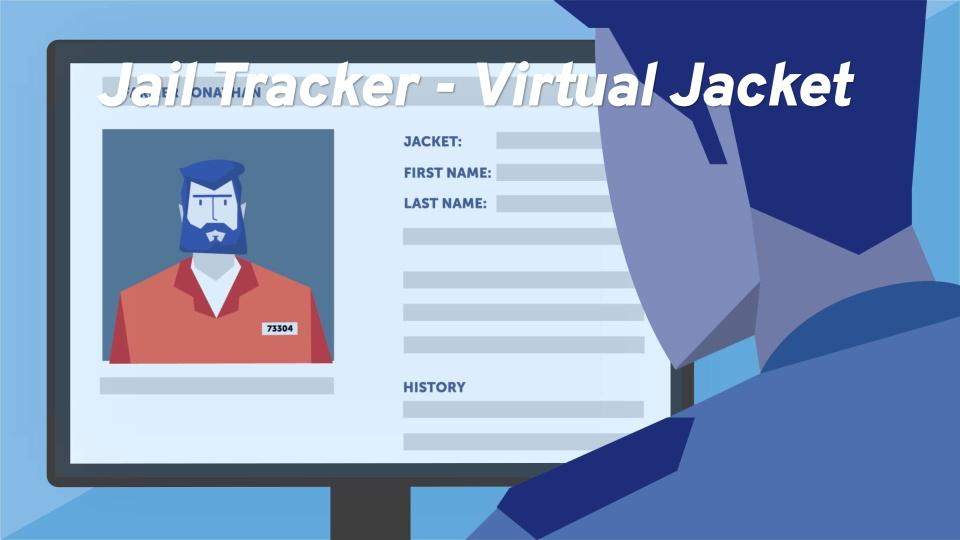 Jail Tracker - Virtual Jacket Feature