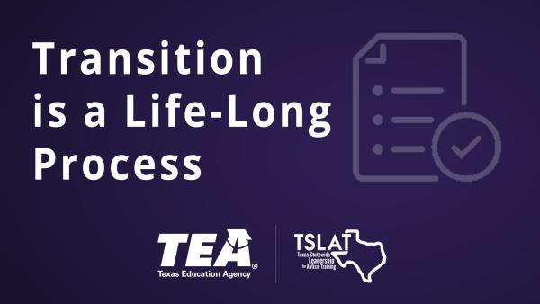 Transition is a Life-Long Process | La transición es un proceso que dura toda la vida