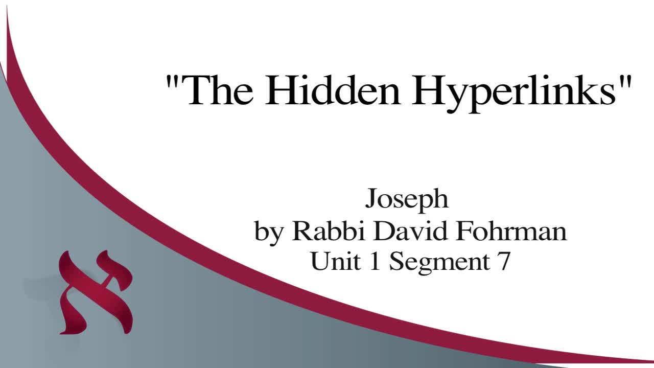 The Hidden Hyperlinks