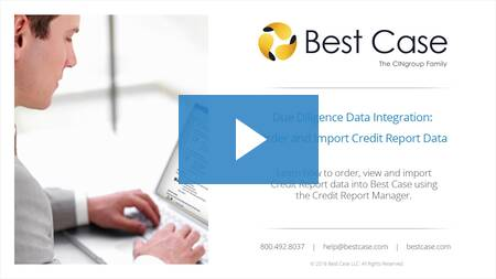 Best Case_Feature_Credit Report Manager