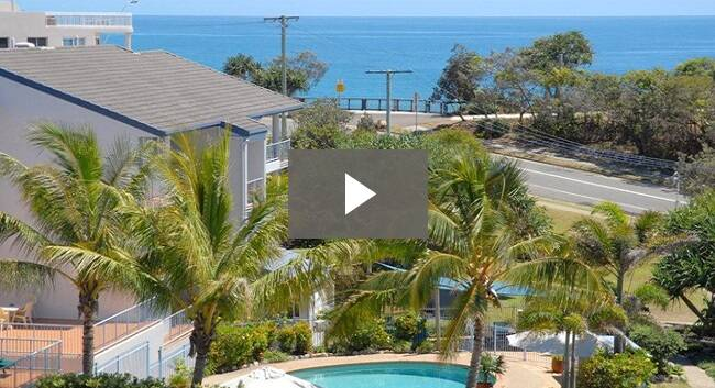 Pandanus Coolum Beach Accommodation Resort