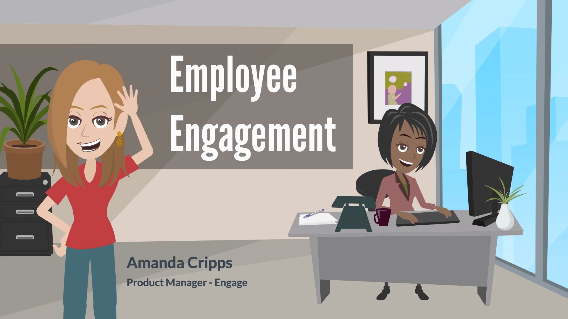 Employee Engagement Power Up