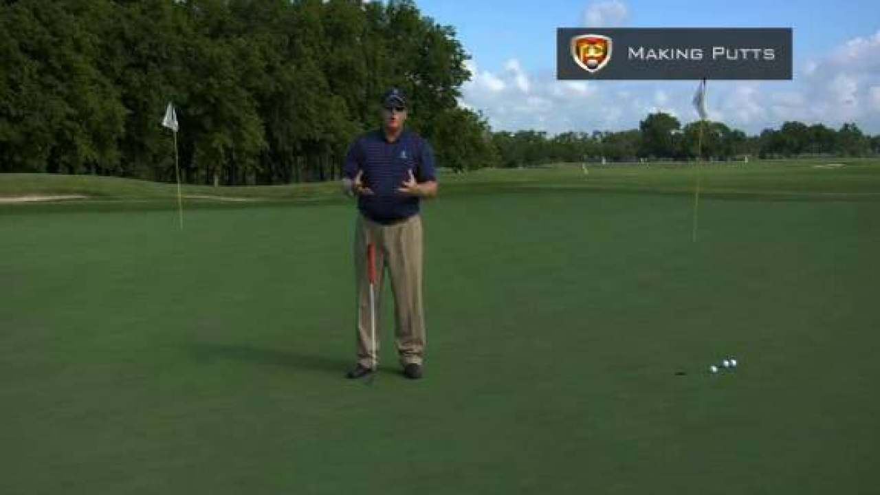 It is Not Your Job to Make Putts