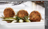 Thumbnail for Small Batch / Risotto Balls Retouching