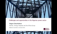 Still image from 'Powering Africa - Much ado about Nigeria' video
