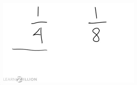 Compare Fractions With The Same Numerator Using The Greater Than