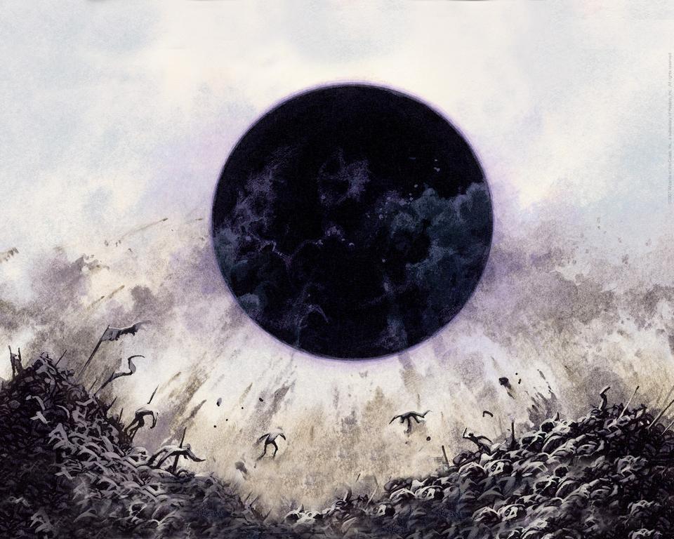 Damnation artwork