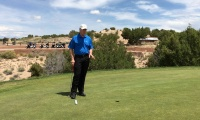Front Middle Back Putting Drill to Learn Pace