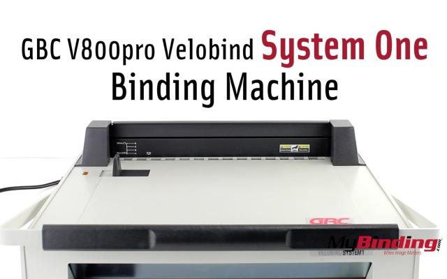 Velobind System 3 Pro Manual System 3 Pro Gbc Velobind