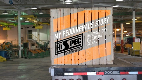 My Peddinghaus Story - Hi-Spec Engineering - Bagenalstown Co. Carlow, Ireland