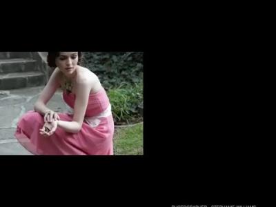 Vintage 2012: vestidos de novia Ruche