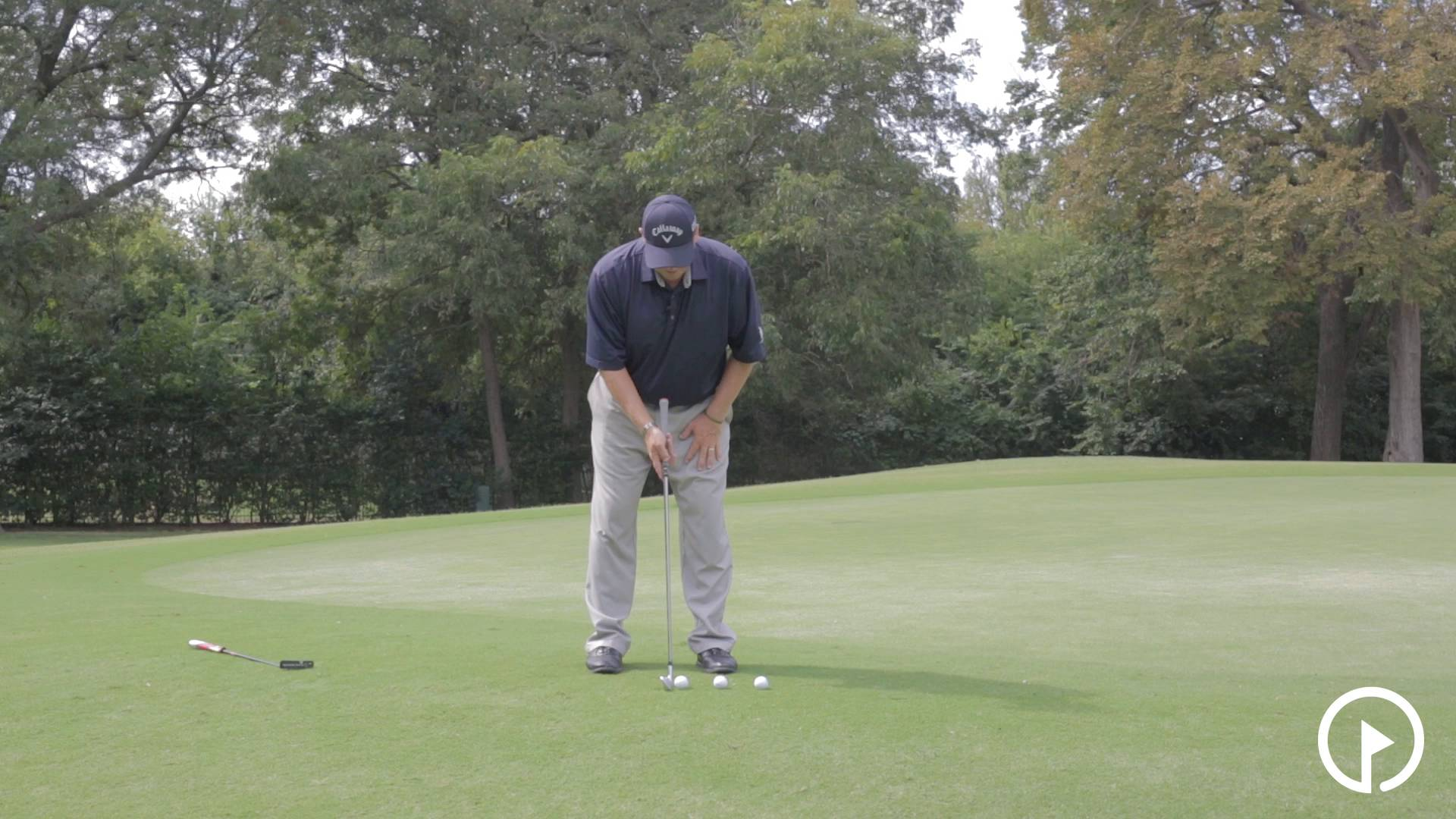 Learn the Basics of Chipping with a Good Set-up