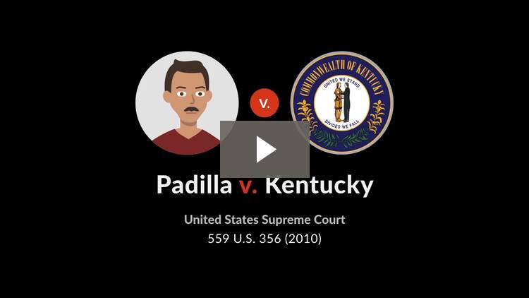 Padilla v. Kentucky