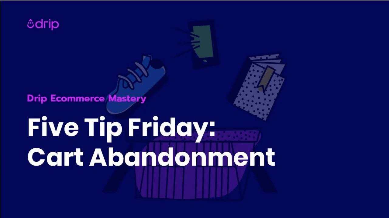 Cart Abandonment Episode Thumbnail