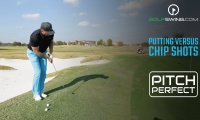 Pitch Perfect - Chipping: Putting vs Chip Shot