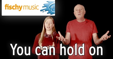 You can hold on