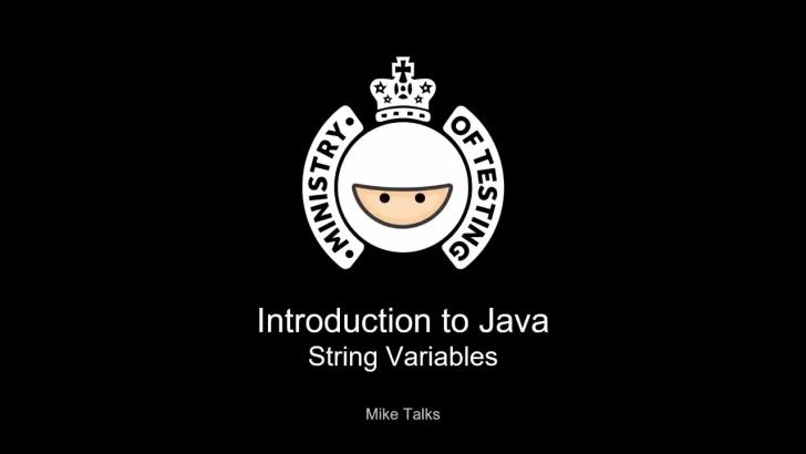 String Variables