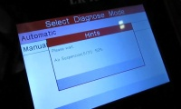 Using The iCarSoft LR II Multi-System Diagnostic Tool