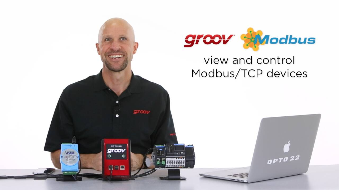 (Chinese) groov your Modbus