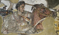Alexander the God?