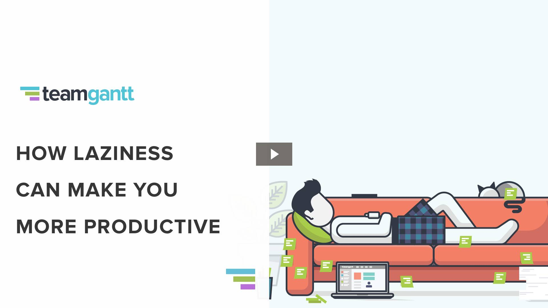 Feeling Lazy? How Downtime Can Boost Creativity and Improve Productivity