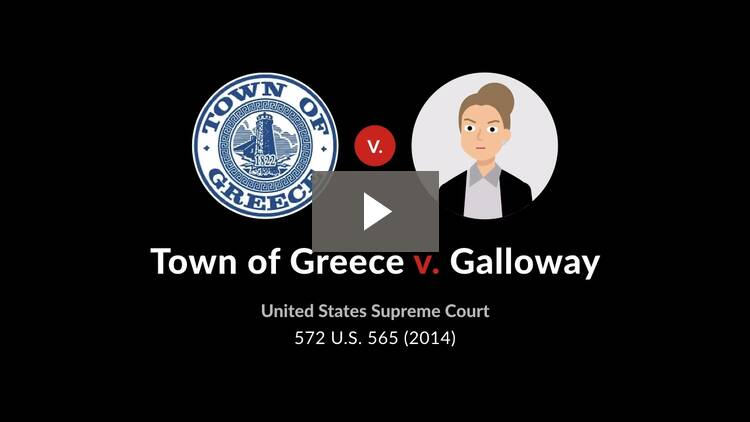 Town of Greece v. Galloway