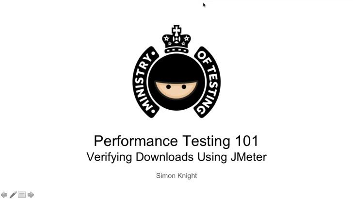Veryfing Downloads Using JMeter