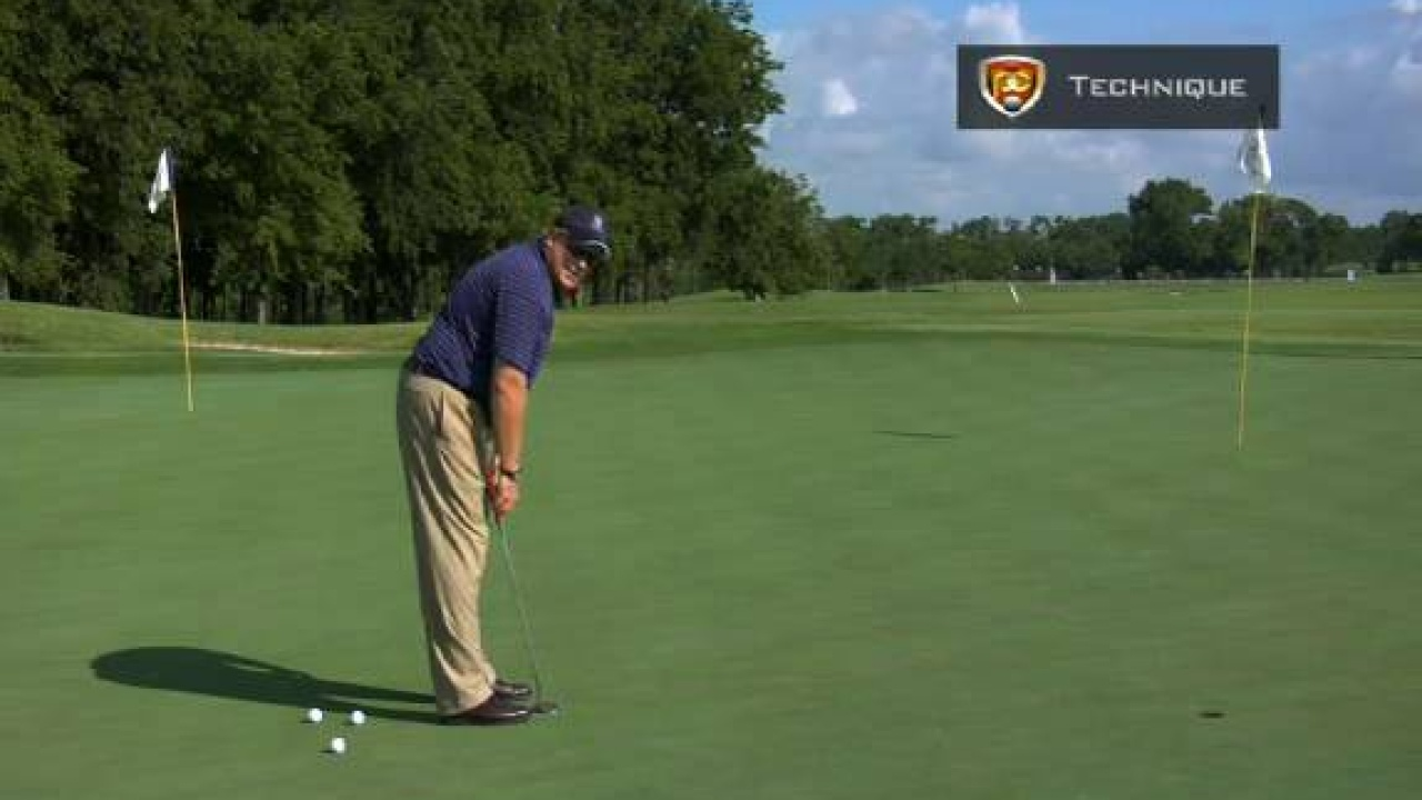 Understand Correct Putting Technique