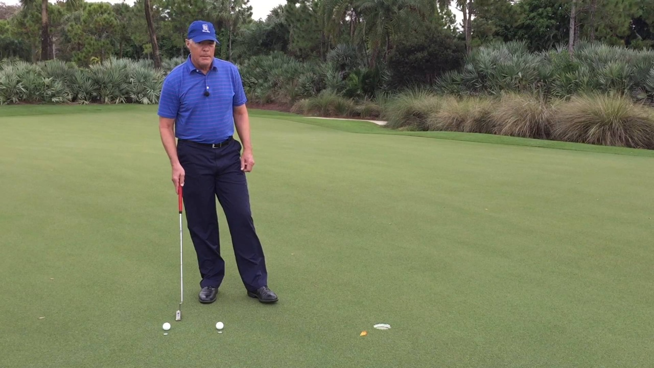 3 Foot Putting Drill Helps Sink More Putts