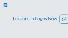 Lexicons in Logos Now
