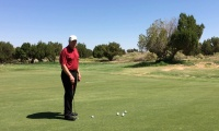 24 Feet Out Drill for Speed Control in Putting