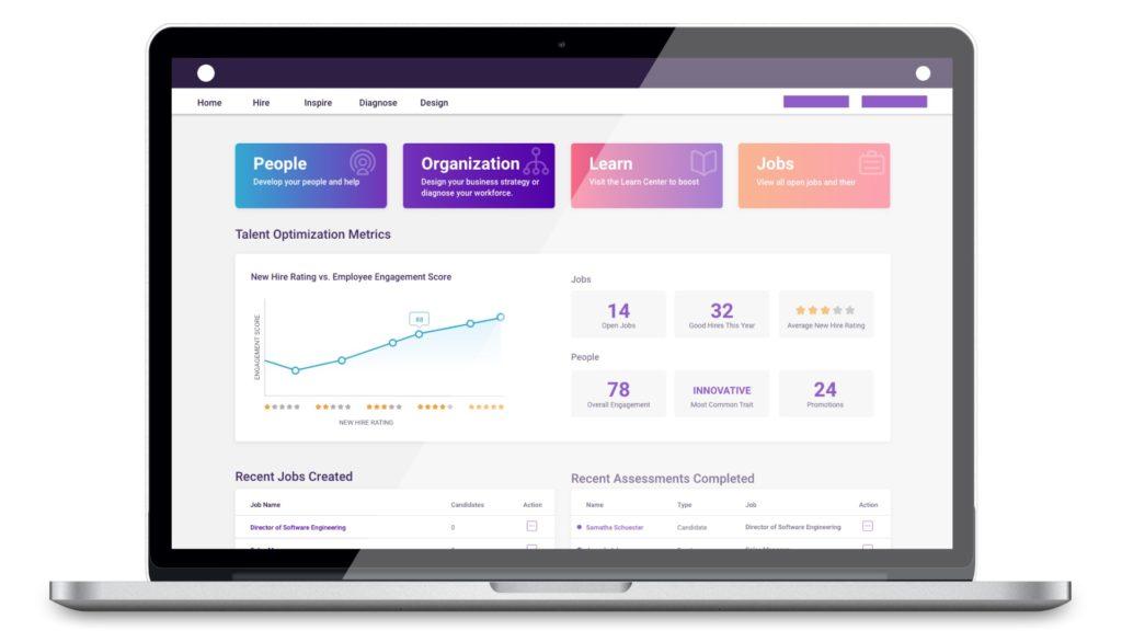 Talent Optimization Edition Product Tour