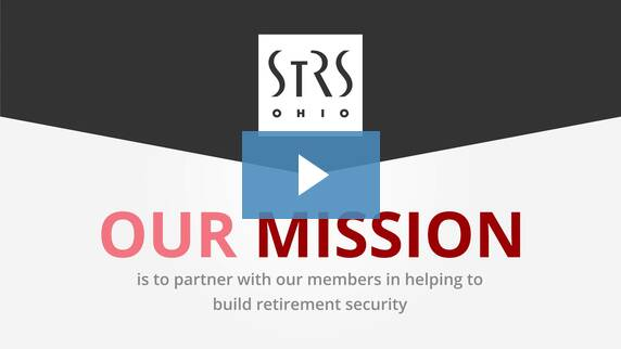 Thumbnail for the 'Overview of STRS Ohio and Its Impact on the State' video.
