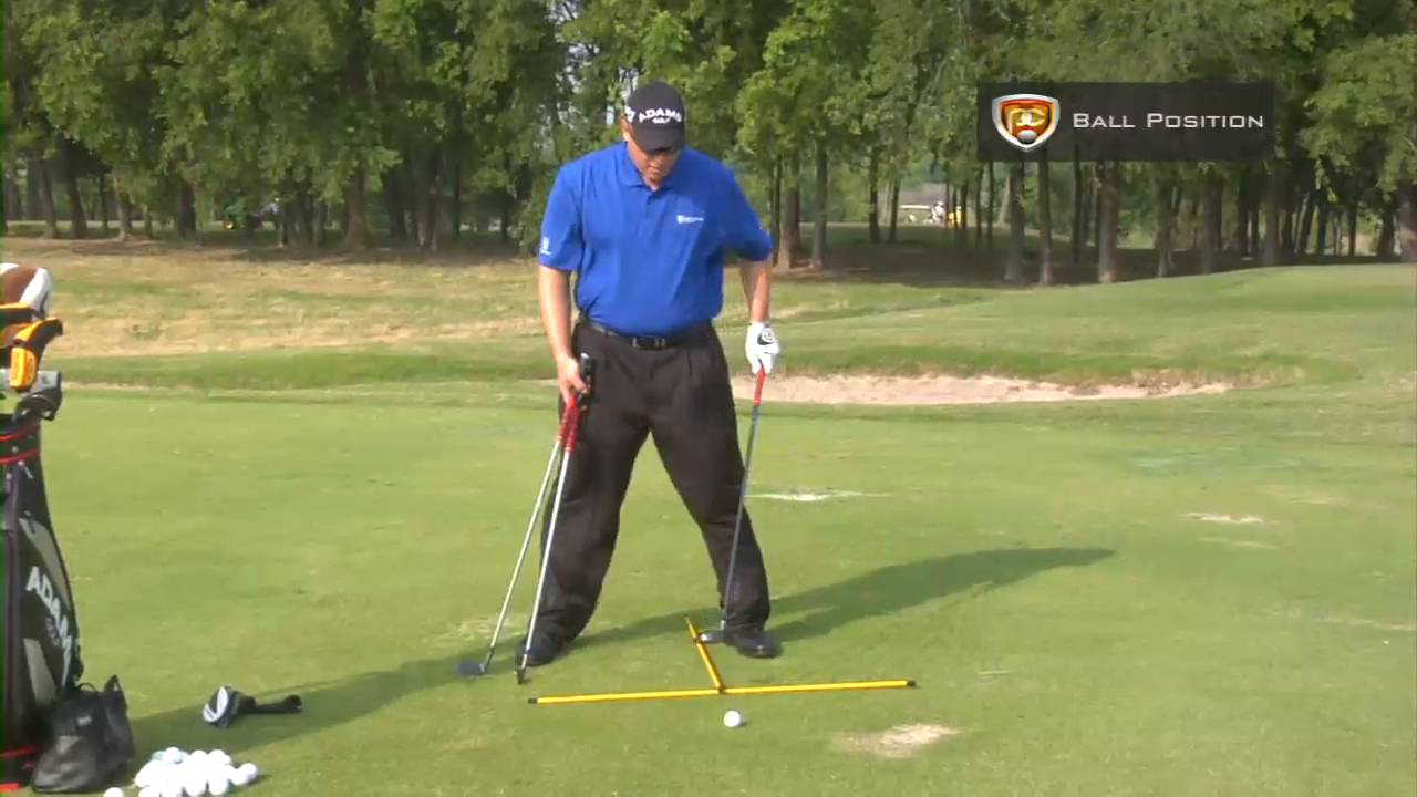ABC's of Golf: Fundamentals - Ball Position