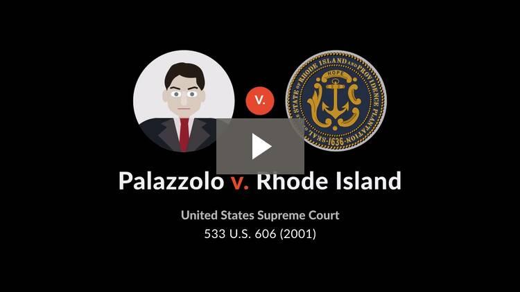 Palazzolo v. Rhode Island