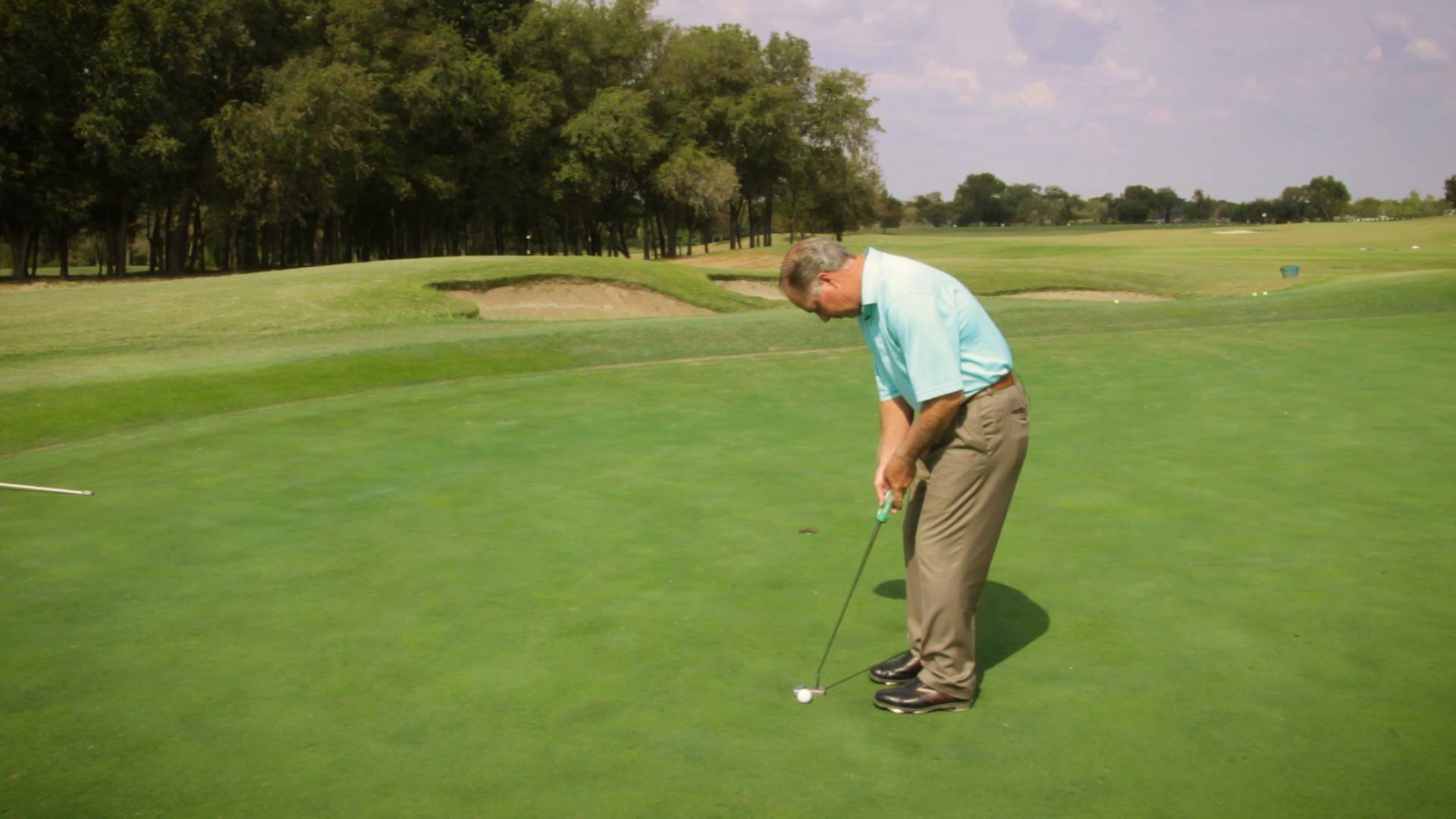Trust It: Why the Putting Green is Not Your Friend