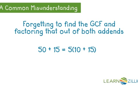 Factoring Out Gcf Worksheet – Gcf Worksheets