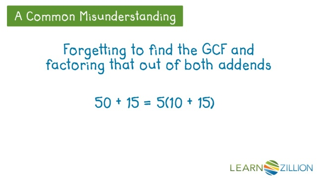 Factoring Out The Gcf Worksheet Letravideoclip – Factoring by Gcf Worksheet