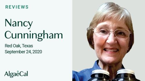 Testimonial thumbnail portrait of Nancy Cunningham