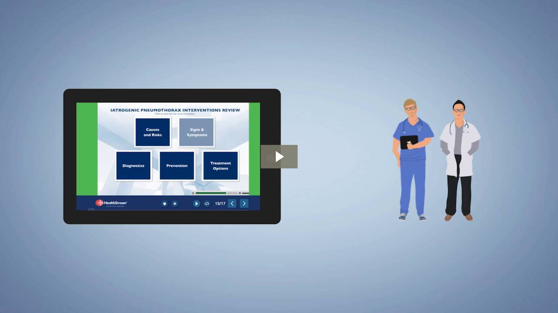 Clinical Development Video