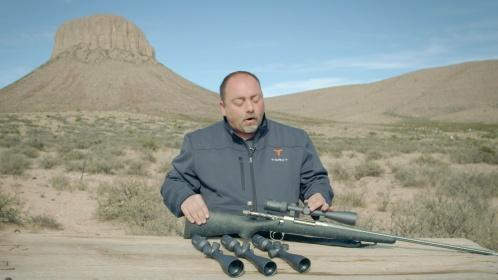 TORIC Riflescope Overview