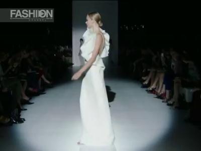 Mira la elegante colección primavera- verano de Gucci 2013