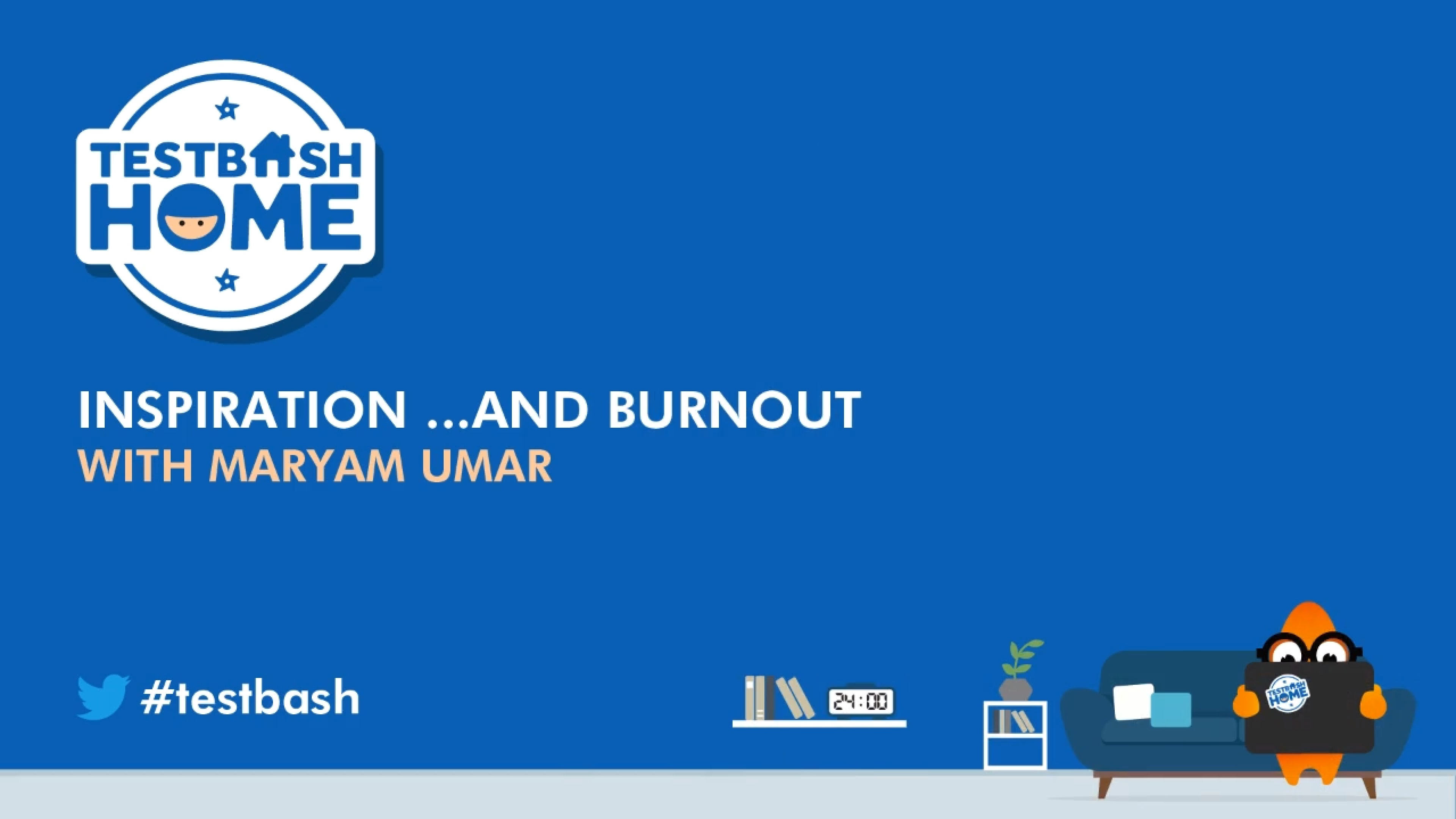 Inspiration ...and Burnout - Maryam Umar