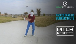 Pitch Perfect - Bunkers: Hard Packed Sand