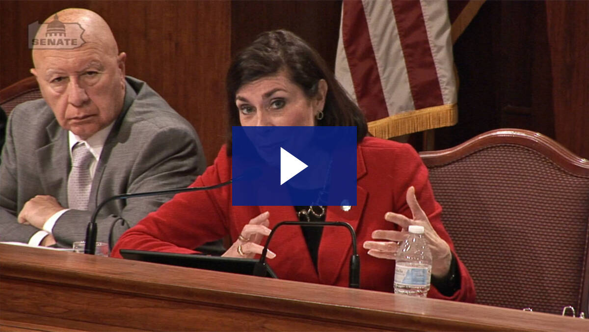 2/20/20 – Budget Hearing Q&A: Department of State (Part 1)