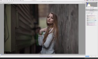 Thumbnail for Retouching / April - Raw